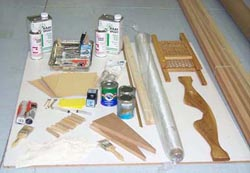 Buy (and customize) this Canoe Kit (will open a new page on our secure E-Commerce site)